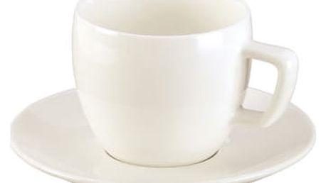 TESCOMA šálek na cappuccino CREMA, s podšálkem