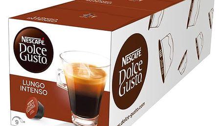 Set (3x Kapsle pro espressa Nescafé Dolce Gusto LUNGO INTENSO)