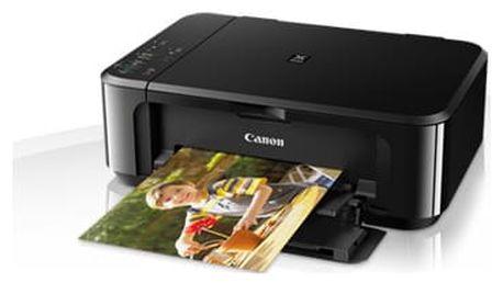 Tiskárna multifunkční Canon MG3650 (0515C006) černá Software F-Secure SAFE, 3 zařízení / 6 měsíců v hodnotě 979 Kč