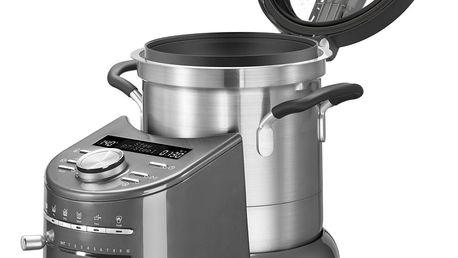 KitchenAid Varný robot 5KCF0103EMS stříbřitě šedá