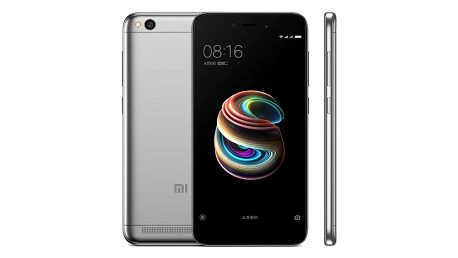 Xiaomi Redmi 5A 16 GB Dual SIM (17017) šedý