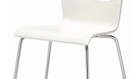Kovová židle K155 Halmar