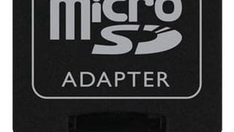 Paměťová karta Kingston MicroSDHC 8GB Class4 + adapter (SDC4/8GB)
