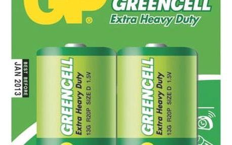 Baterie zinkochloridová GP GP 13G (GP 13G)