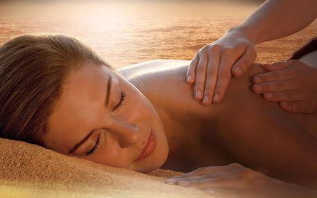 Hloubková masáž 90 min - Celé tělo