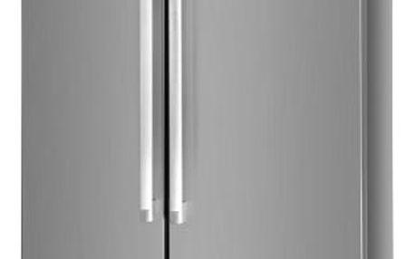 Chladnička s mrazničkou ETA 136090010 nerez + DOPRAVA ZDARMA