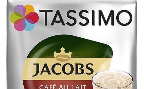 Kapsle pro espressa Tassimo Jacobs Cafe Au Lait 184g