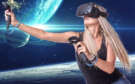 1 nebo 2 hodiny ve fascinující virtuální realitě