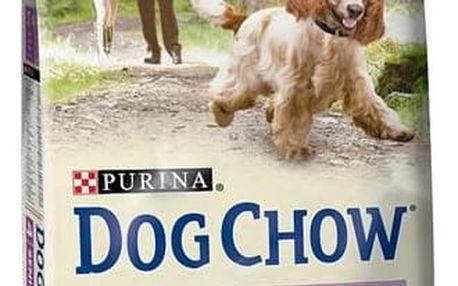Purina Dog Chow Senior jehněčí a rýže 14 kg