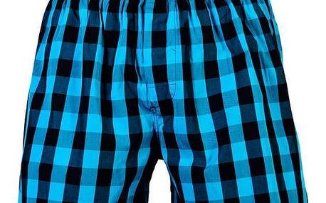 Pánské Trenky Horsefeathers Apollo Boxer Shorts Methyl Blue