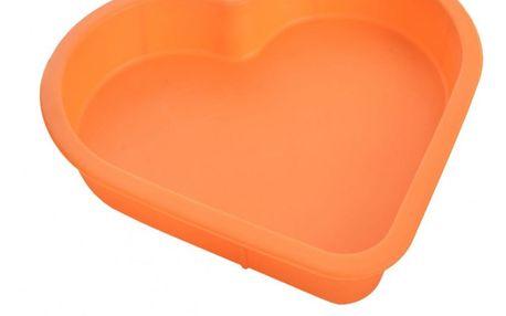 Forma na koláč srdce orion