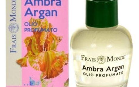 Frais Monde Ambra Argan 12 ml parfémovaný olej pro ženy