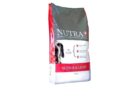 Nutra Plus SENIOR 12 kg