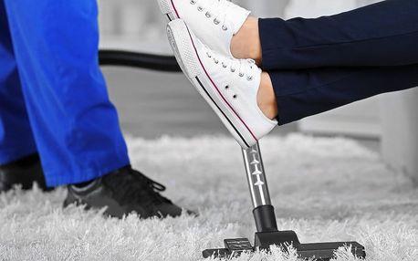 Profesionální vyčištění koberce a čalounění