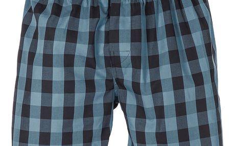 Pánské trenky Horsefeathers Sin boxer shorts smoke blue