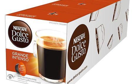 Set (3x Kapsle pro espressa Nescafé Dolce Gusto GRANDE INTENSO )