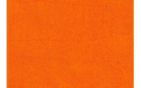 Osuška Olivia oranžová, 70 x 140 cm