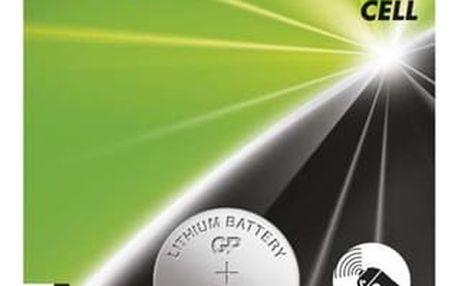 Baterie lithiová GP GP CR1632 stříbrná