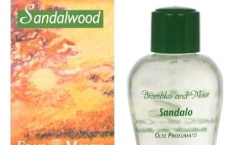 Frais Monde Sandalwood 12 ml parfémovaný olej pro ženy