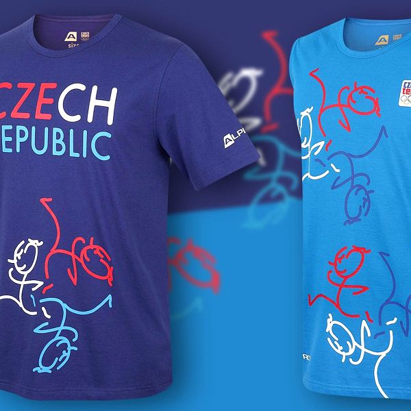 Sportovní pánské triko a tílko Alpine Pro Czech