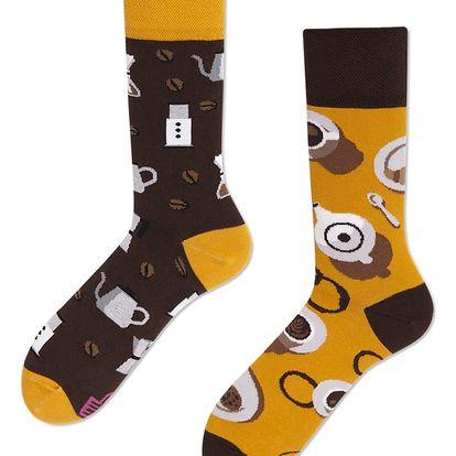 Ponožky Many Mornings Coffe Lover,vel.39–42