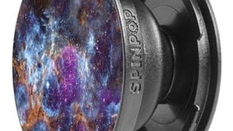 SpinPop univerzální držák - Nebula fialová galaxie (nebula purple galaxy)