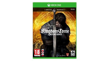 WARHORSE Xbox ONE Kingdom Come: Deliverance (71479)