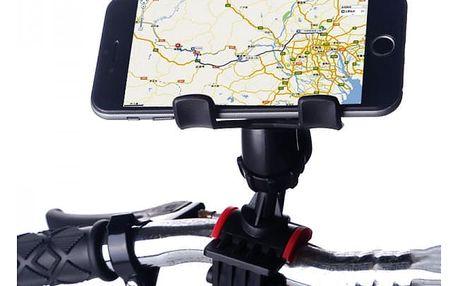 Univerzální držák na kolo pro mobilní telefon či GPS