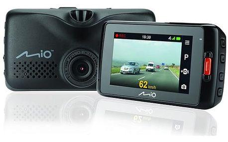 Autokamera Mio MiVue 618 černá (5415N4890009)
