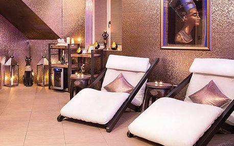 Privátní wellness pro dva v luxusním hotelu v centru Prahy