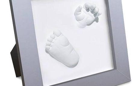 Happy Hands 3D DeLuxe Silver stříbrná
