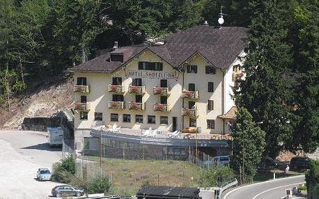 Itálie - Paganella na 8 dní, polopenze s dopravou vlastní