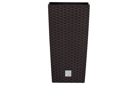 Prosperplast Rato square 26,5 x 26,5 x 50 cm (DRTS265-440U) hnědý