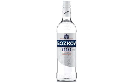 Vodka 1l 37,5% Božkov