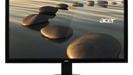 Monitor Acer K222HQLbd (UM.WW3EE.001) černý Přepěťová ochrana Whitenergy 6 zásuvek 1.8m černá v hodnotě 176 Kč