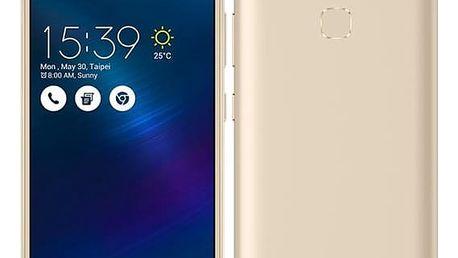 Mobilní telefon Asus ZenFone 3 Max ZC520TL (ZC520TL-4G076WW) zlatý Software F-Secure SAFE, 3 zařízení / 6 měsíců v hodnotě 979 Kč + DOPRAVA ZDARMA