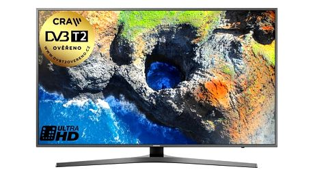 Televize Samsung UE49MU6452 titanium