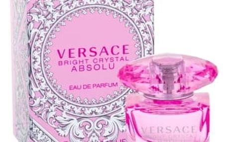 Versace Bright Crystal Absolu 5 ml parfémovaná voda pro ženy
