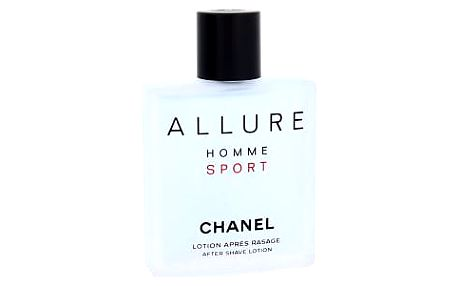 Chanel Allure Homme Sport 100 ml voda po holení M