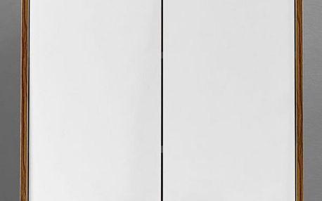 Závěsná skřiňka milano, 60/62/19 cm