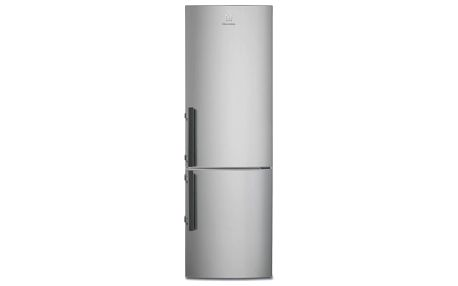 Chladnička s mrazničkou Electrolux EN3613MOX nerez + DOPRAVA ZDARMA