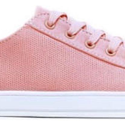 Dámské růžové tenisky Momo 779