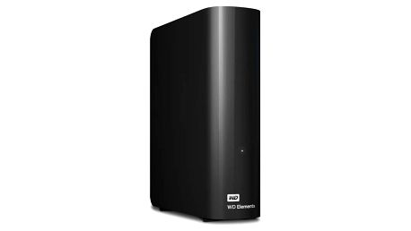Western Digital Elements Desktop 3TB (WDBWLG0030HBK-EESN) černý