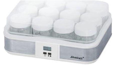 Jogurtovač Steba JM2 bílý