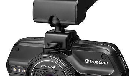 Autokamera TrueCam A7S černá + dárek Podložka protiskluzová TrueCam univerzální černý + DOPRAVA ZDARMA