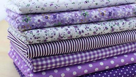 Látka na patchwork nebo na šití