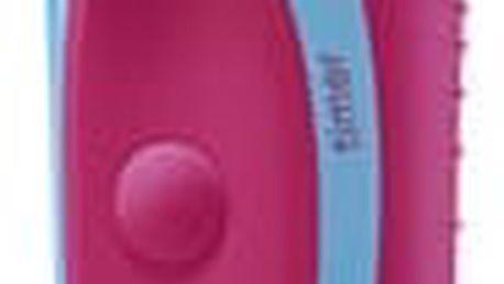Zubní kartáček Oral-B Vitality D12K Frozen červený/modrý Plyšová hračka ANGRY BIRDS v hodnotě 199 Kč