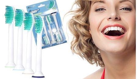 Náhradní hlavice na elektrické zubní kartáčky od značky Philips Sonicare
