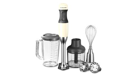 KitchenAid 5KHB2571EAC tyčový mixér mandlový