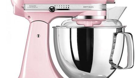 KitchenAid Robot Artisan 5KSM175PSESP růžový satén